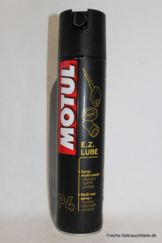 Motul E.Z. LUBE, Multifunktionsöl