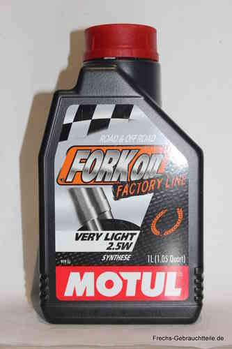 Motul Gabelöl Very Light 2,5W Factory Line