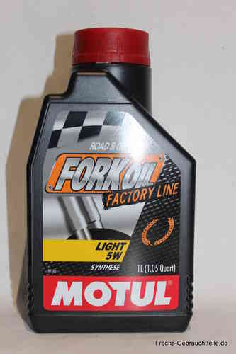 Motul Gabelöl Light 5W Factory Line