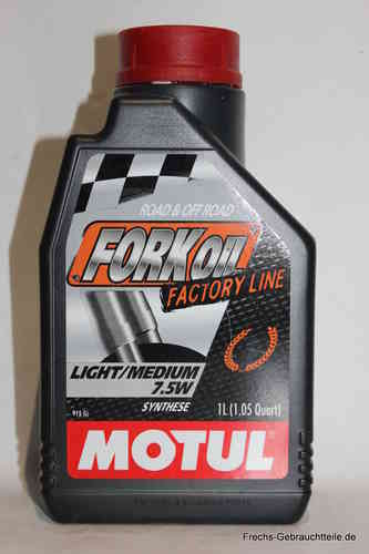 Motul Gabelöl Light/Medium 7,5W Factory Line