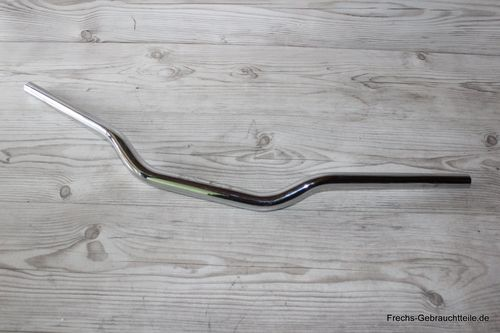 28,6 mm ACCEL Streetfighter Fat Bar Lenker - chrom/760mm