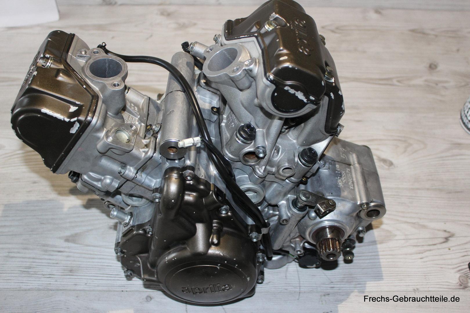 Kompletter Berholter Motor Fr Aprilia Sxv 550 Frechs Gebrauchtteile Wiring Harness
