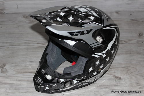Fly Racing MX Helm Gr. XS